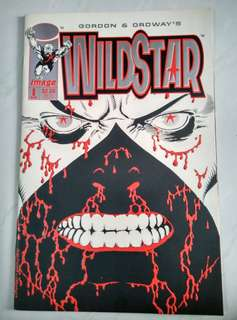 Wild Star (Image Comics) #1 (2 copies)