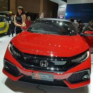 New promo Honda Civic Jakarta