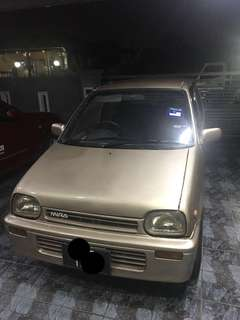 Kancil 850 mira L2 body part