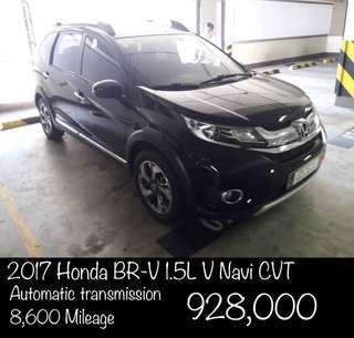 2017 Honda BRV V