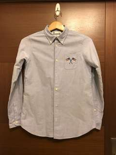 Visvim V+V B.D. cotton shirt