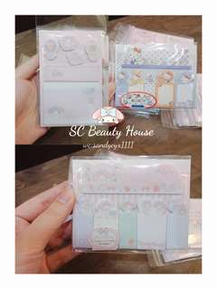 Hello Kitty / Melody Memo Pad