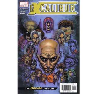 EXCALIBUR #1 (2004) First issue!