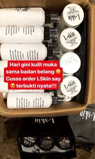L-Skin Body Whitening