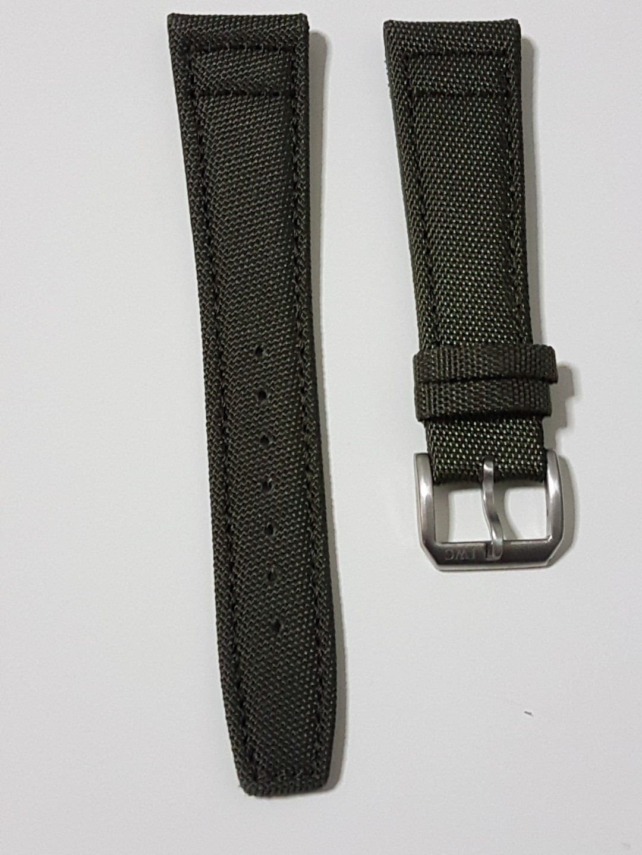 22mm Kevlar Watch Strap With Iwc Oem