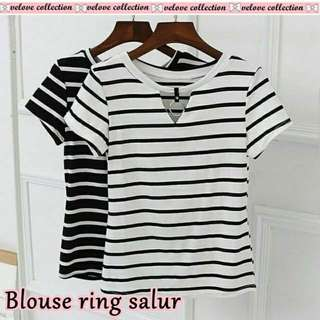 Blouse ring salur