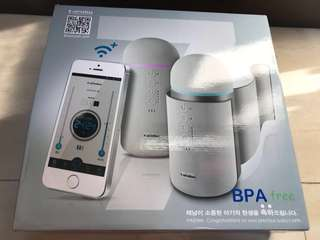 韓國喜臨雙泵奶泵