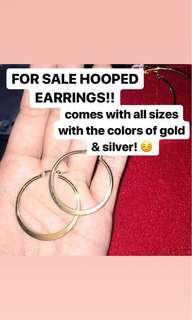 Hooped Earrings