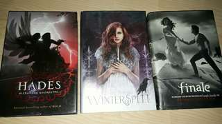 Hardcovers YA Books