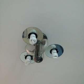 Light Fitting or Lampu Perhiasan