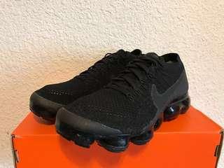 Vapormax Nike 女生全黑24.5cm