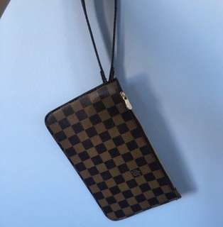 Louis Vuitton wristlet/pouch (price drop)