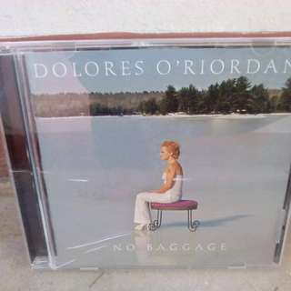 Dolores oriordan cd💯rare