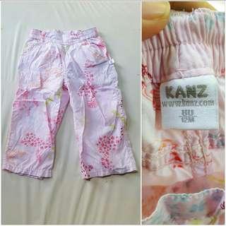 Kanz pants 12mos