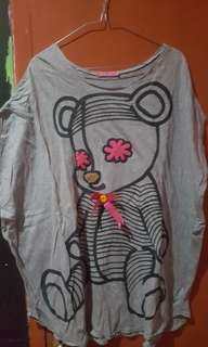 Chicgirl Grey T-Shirt
