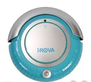 I-ROVA K6 Intelligent Mini Robot Vacuum Cleaner