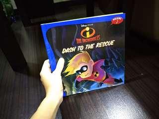 Incredibles Storybook Hardcover
