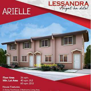 Camella Sta. Maria Bulacan - Arielle Model House and Lot near Quezon City