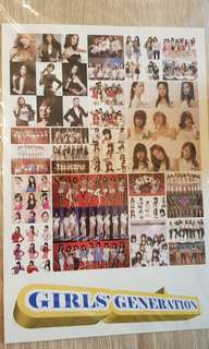 Girls Generation Stickers