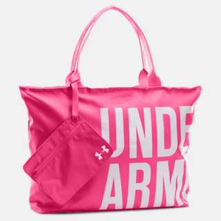 Under Armour Tote in Cerise