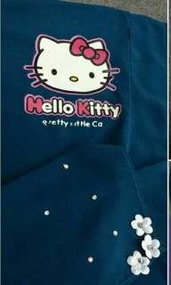 Hello Kitty Shawl/Instant Shawl Budak/Shawl Raya
