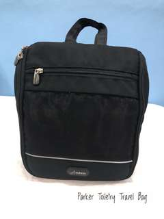 Parker Toiletry Travel Bag