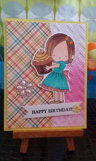 A2 greeting card (A2003)
