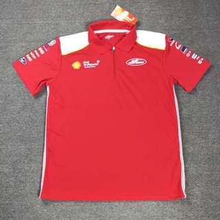 [V8 Supercar  賽車 ] 2018 DJR Team Penske team shirt