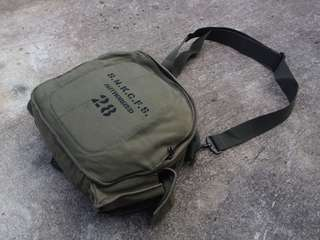 Kanvas bag fashion army