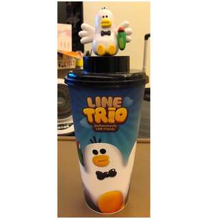 Line Friends _ SALLY Drinking Cup (Thailand SF Cinema)