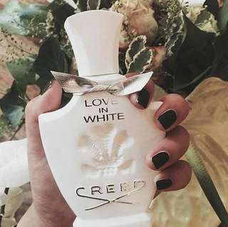 creed love in white edp 75ml original