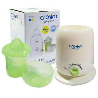 Preloved Crown Warmer 4 in 1 baby machine