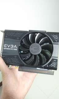 EVGA GTX 1050 sc
