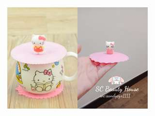 Hello Kitty Silicone Cup Cover