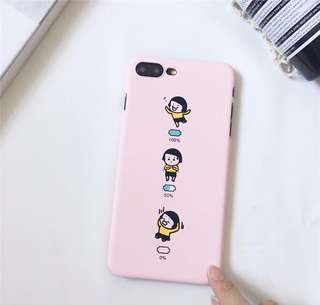 Baby Girl Snap On Case