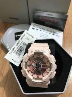 CASIO G-SHOCK S SERIES 手錶 週年禮物 女朋友 母親節 情人節 生日禮物