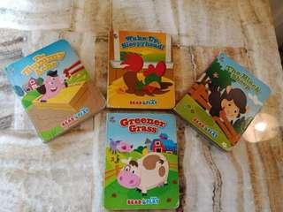 Farm animals Books