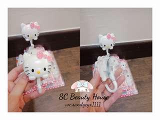 Hello Kitty Hook - Rubber