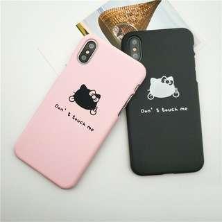 Hello Kitty Snap On Case