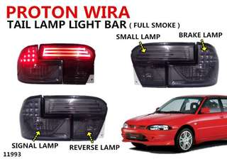 WIRA CRYSTAL TAIL LAMP