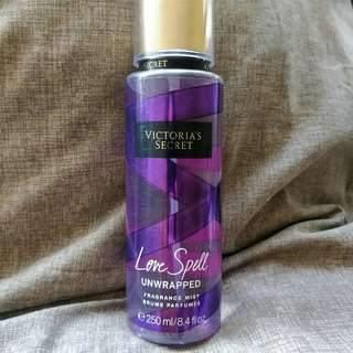 Victoria's Secret love spell unwrapped
