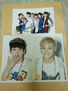 GOT7 Pure Postcard