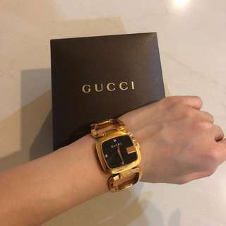 Gucci women watch