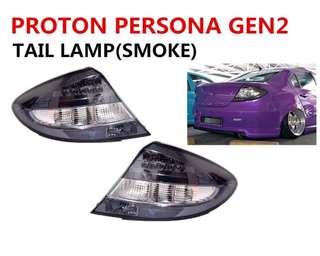 PERSONA CRYSTAL TAIL LAMP (SMOKE)