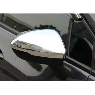 Opel Astra K ABS Chrome Side Rearview Mirror Cover