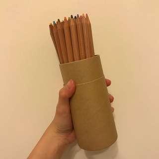 🚚 無印良品 36色 色鉛筆