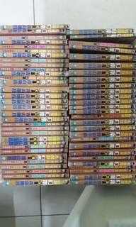 Buy 5 for $7! Detective Conan 名侦探柯南 manga + novel