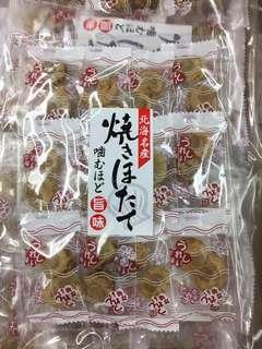 🇯🇵代購/日本干貝(辣/不辣)兩種口味零食