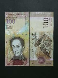 Venezuela 100 Bolivares 🇻🇪 !!!