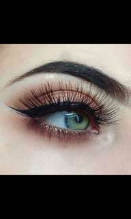 NEW Red Cherry 415 Ivy False Eyelashes Falsies